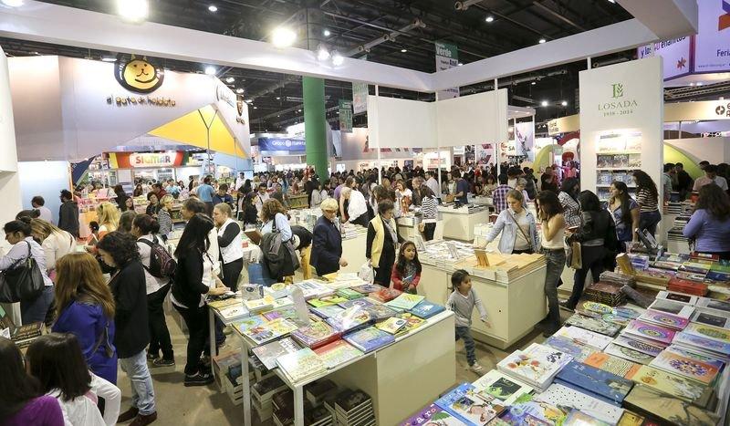 Feria Internacional del Libro de Buenos Aires 2019.