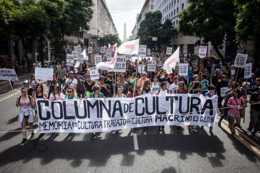 Columna de Cultura el 24 de marzo